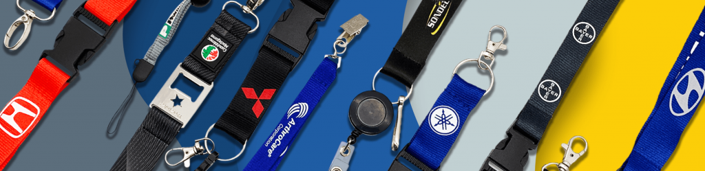 lanyards with logo